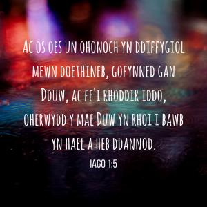 Iago 1:5